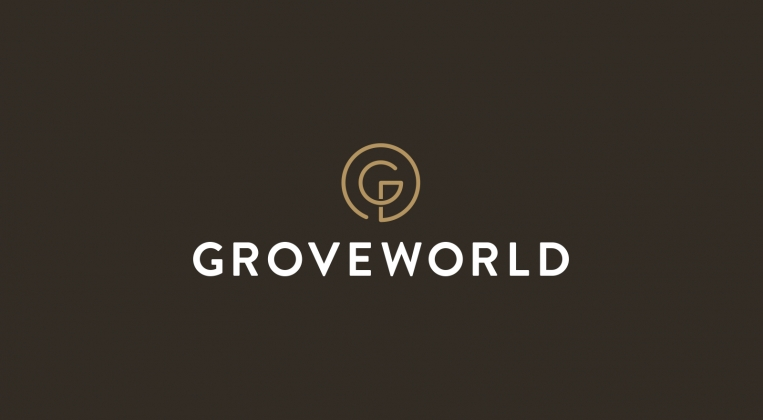 Groveworld rebrand and website