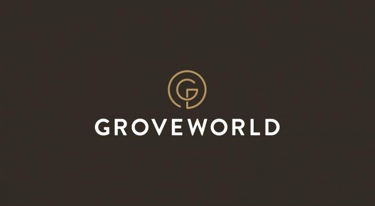 Groveworld rebrand and website